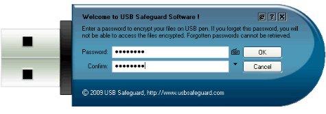 Protege con contraseña tu memoria USB o pendrive