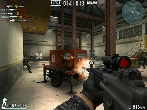 Combat Arms juego de accion gratis