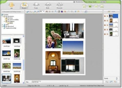 programa para hacer collage gratis