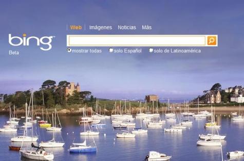 Fondos de Bing