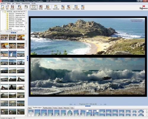 Crear album de fotos gratis