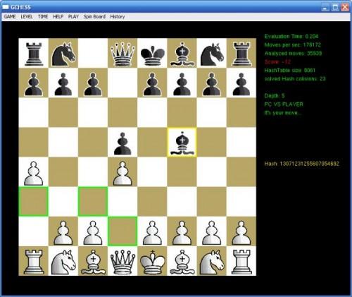 juego de ajedrez gratis para pc