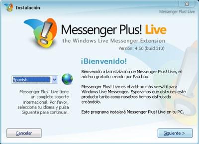 personaliza tu messenger con Messenger Plus! Live