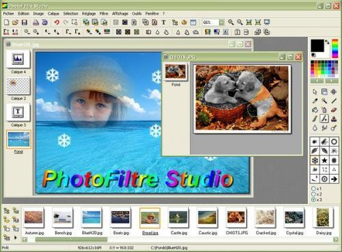 Descargar Photofiltre Studio gratis