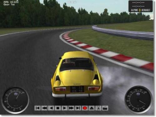 Juego de carreras de coches online multijugador