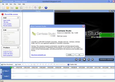 capturar y editar video camtasia studio 7