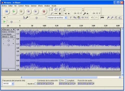 editar canciones mp3 wav ogg