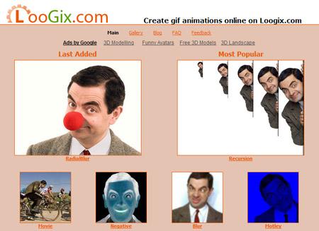 crear hacer gif animados