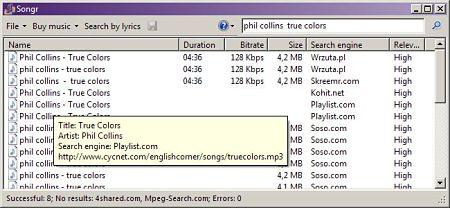 descargar canciones musica gratis songr