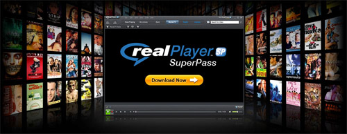 reproductor video sonido pc real player