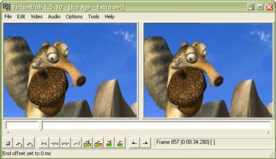 editar capturar procesar videos virtualdub