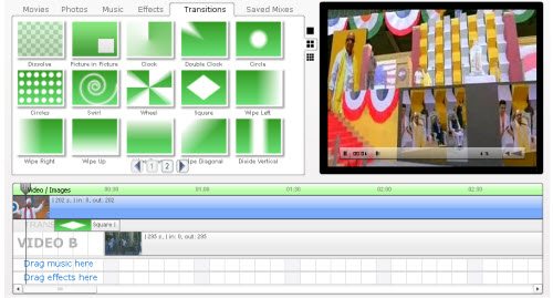 editar videos online jaycut