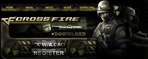 juego pc cross fire counter strike