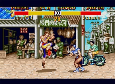 juego Street Fighter 2 para pc