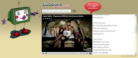 karaoke tubeoke
