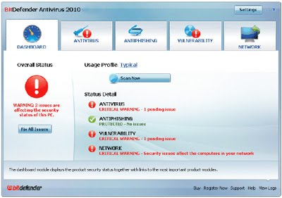bitdefender antivirus 2010 gratis