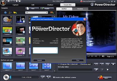 CyberLink PowerDirector editar videos
