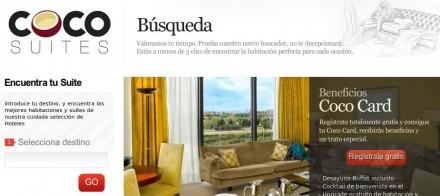 habitaciones lujo suite hoteles cocosuite