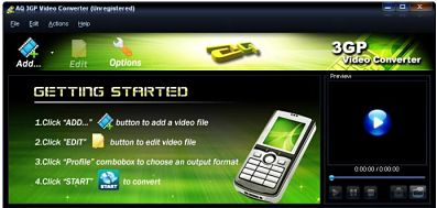 convertir videos 3gp celular movil