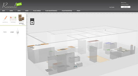 diseñar casa internet roomle
