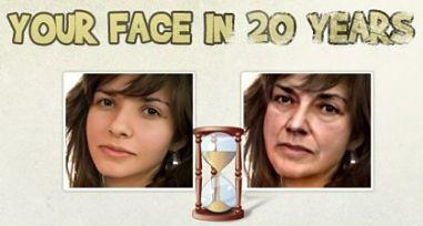 tu cara en el futuro fotomontaje