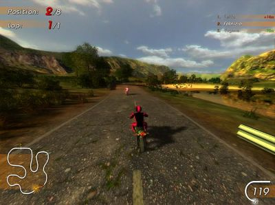juego motos pc gratis motoracing