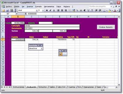 programa pymes contabilidad gratis contapivot