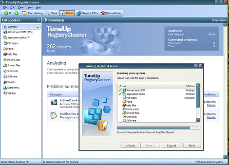 tuneup utilities optimizar velocidad pc