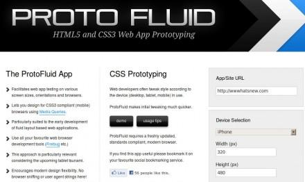 probar blog tamaños navegadores protofluid