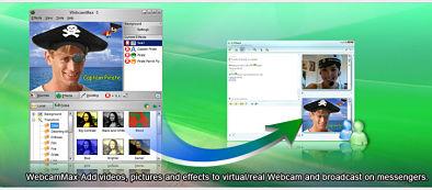 fotomontajes webcam webcamx