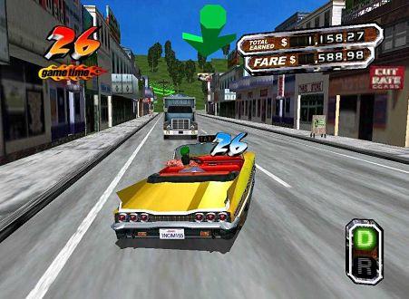 crazy taxi juego carreras pc