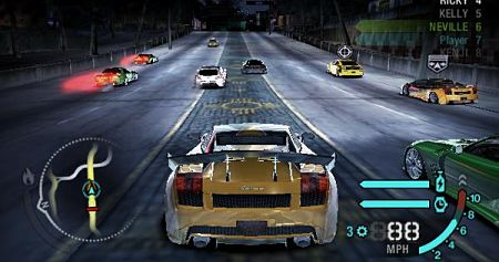 Need for Speed Carbono juego carreras coches pc