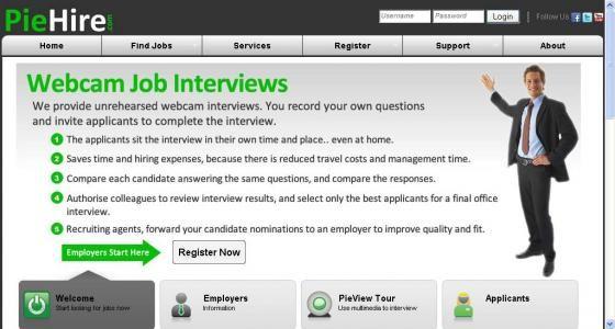 PieHire entrevistas de trabajo