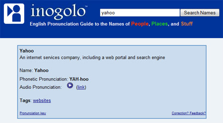 aprender pronunciar ingles inogolo online gratis