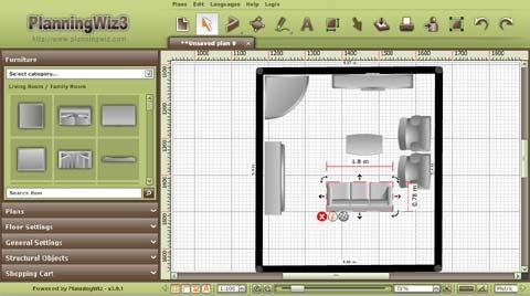 Planos de casa online con planningwiz3 for Planos de casas online