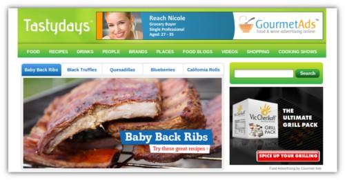 recetas cocina video aprender cocinar tastydays