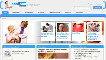 medicina medicos sanibox red social