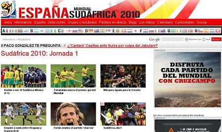 telecinco mundial futbol en directo gratis