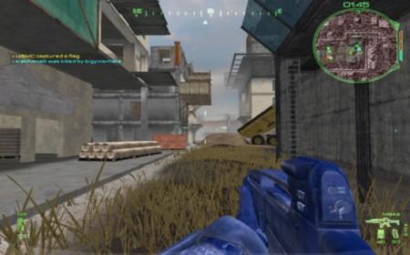 futuristic infanty warfare juego de acción