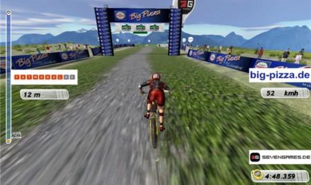 mountainbike challenge juego de carreras