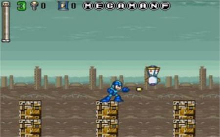 Megaman Final 3 Juego de Plataformas