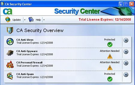 MySecurityCenter Internet Security Suite proteger pc
