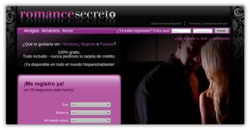 romancesecreto buscar pareja romance secreto