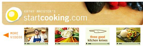 aprender a cocinar start cooking