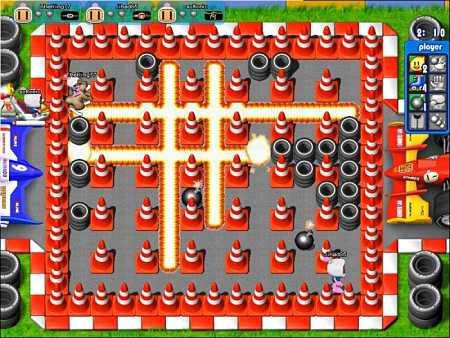 bomberman juego de bombas online