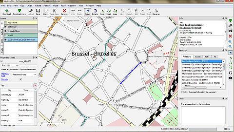 descargar y crear mapas personalizados gps merkaartor
