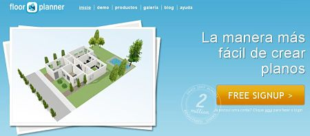 crear planos casas online Foorplanner