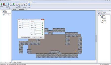 crear videojuegos 2d game develop