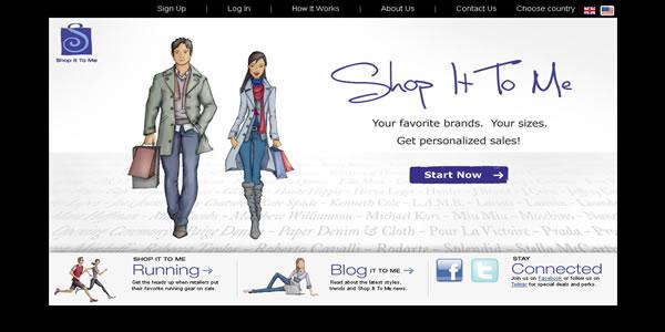 encontrar ropa sin salir de casa en ShopItToMe
