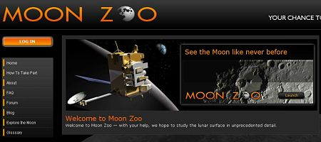 explorar luna moon zoo